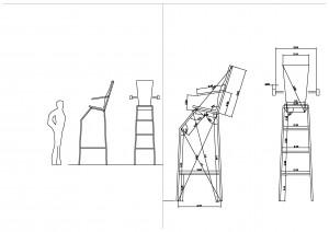 Plan chaise