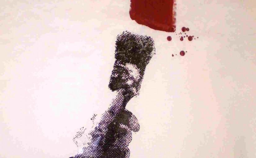1.00 x 1.30m Gravure sur bois - 2009